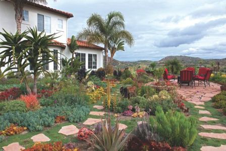 The Succulent Sanctuary Of Bo And Elizabeth Matthys Was The 2012 Grand  Prize Winner Of The San Diego Home/Garden Lifestyles Magazine Garden Of The  Year.